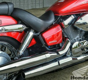 2016 Honda Shadow Aero / Spirit / Phantom Motorcycle Cruiser News / Recall