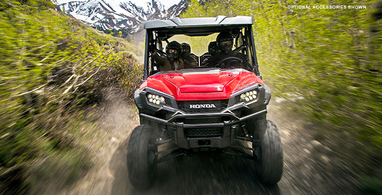 2016 Honda Pioneer 1000 Review - Specs - Video - SXS UTV Side by Side Model