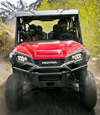2016 Honda Pioneer 1000 Side by Side / UTV / SxS