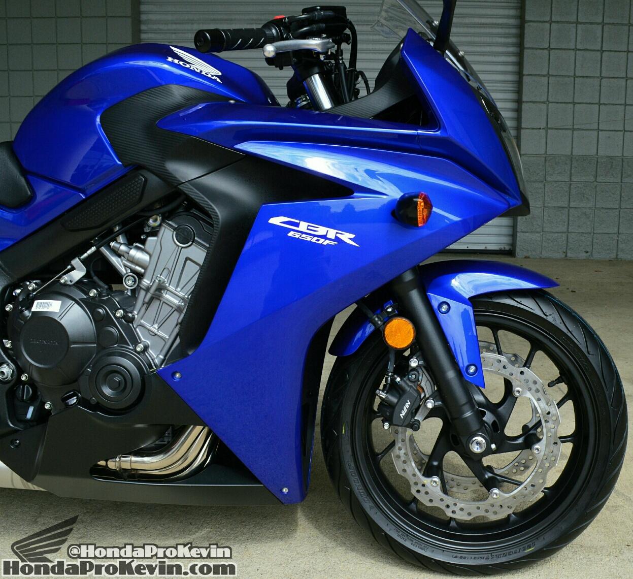 Honda cbr 2014 sports super sports bike photo - 2015 Honda Cbr650f Candy Blue Review Specs Cbr600rr Cbr500r Sportbike Models