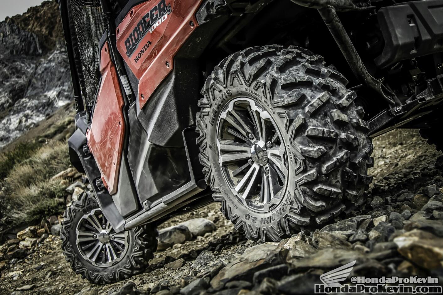 2018 Honda Pioneer 1000 / 1000-5 Deluxe SxS - UTV - Side by Side ATV