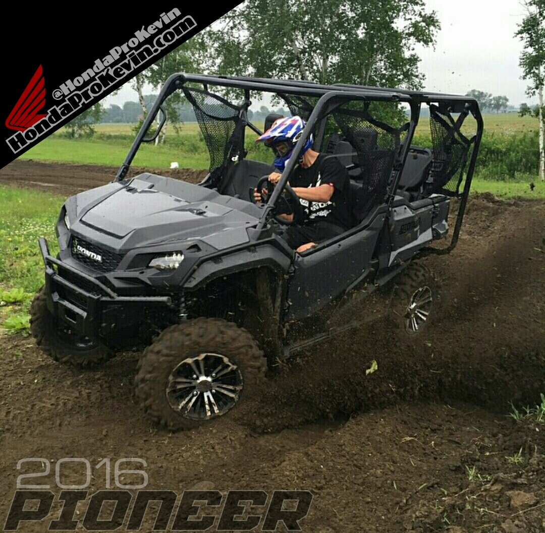 2016 Pioneer 1000 vs 700 vs 500 Top Speed / HP & Performance