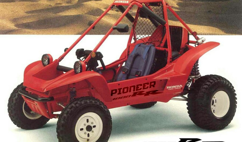 Pioneer 1000rr 2017 Year Of The Honda Sport Sxs Utv Side By
