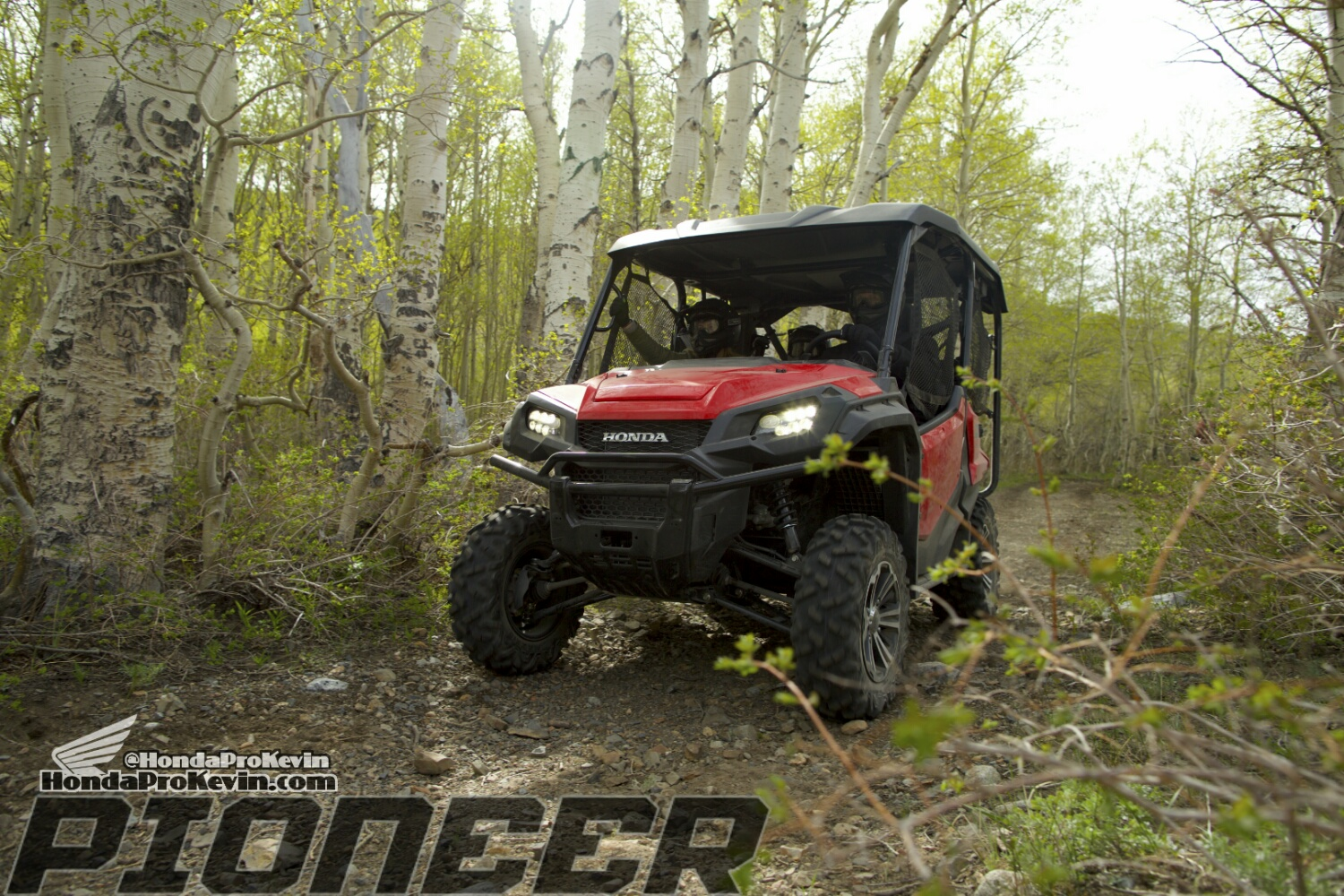 official 2016 honda pioneer 1000 horsepower announcement. Black Bedroom Furniture Sets. Home Design Ideas