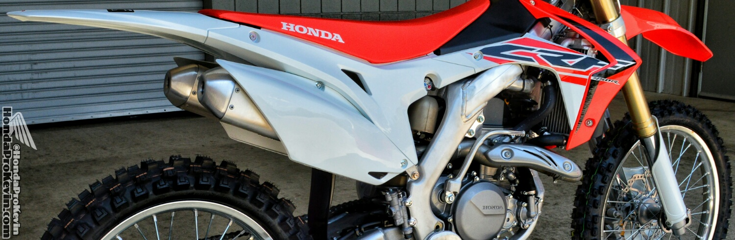 2016 Honda Crf450r Vs 2015 Crf450r Hp Comparison Dirt Bikes