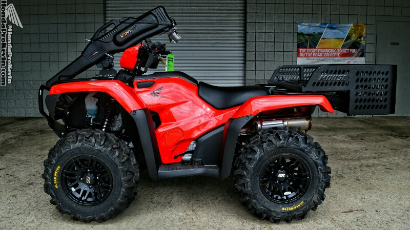 2018 honda 500 rubicon. beautiful rubicon custom 2018 foreman 500 26 on honda rubicon n