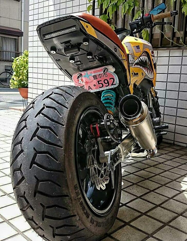 Custom Honda Grom MSX 125