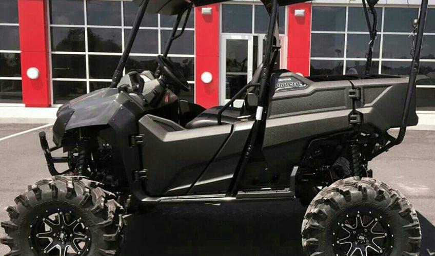 Honda Pioneer 700 Lift Kit 5-7