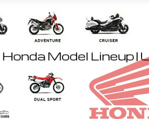 2016 Honda Motorcycle Model Lineup Announcement Review / News