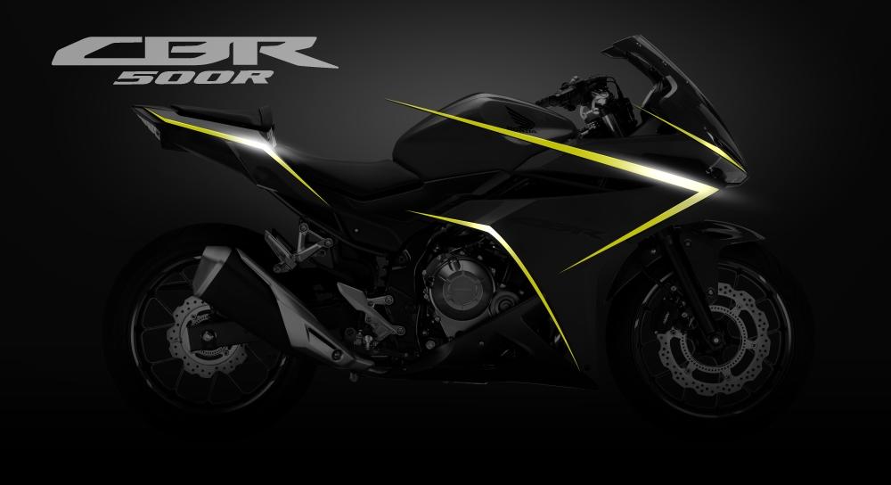 New Honda Motorcycles 2018 >> New 2016 Honda CBR500R Sport Bike Info Announcement ...
