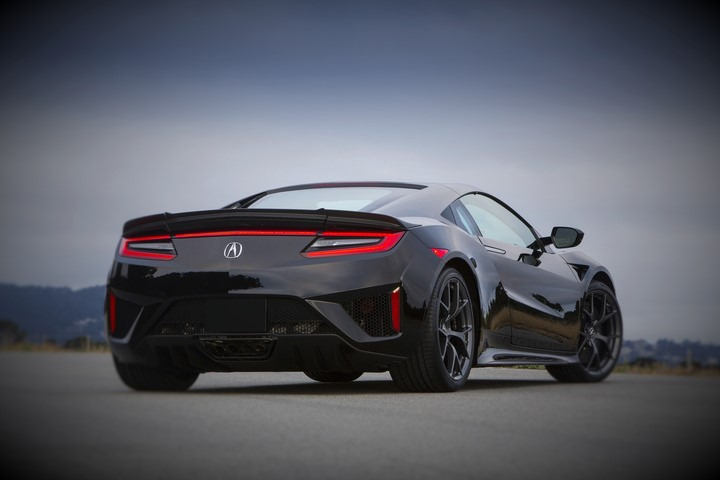 2017 Honda Nsx Review Of Specs Horse Top Sd More On S New