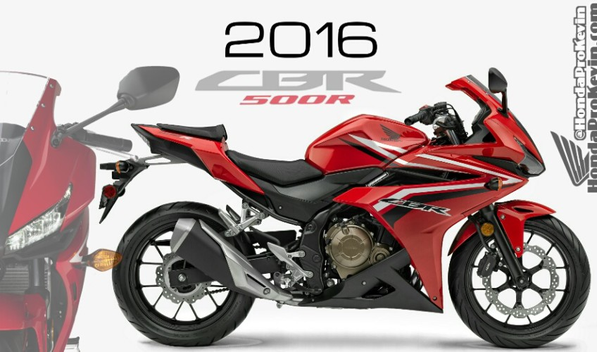 2016 Honda CBR500R Review of Specs & Changes - Sport Bike ...