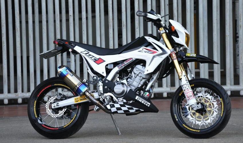 Honda Dual Sport 250 >> 2016 Honda CRF250M Motard / SuperMoto CRF300M USA? New CBR Engine? | Honda-Pro Kevin