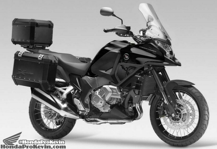 2016 VFR1200X Review of Specs | New Motorcycle - Adventure Model