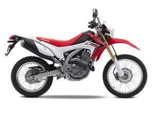 Honda Dual Sport Motorcycles / Bikes - Reviews / Specs