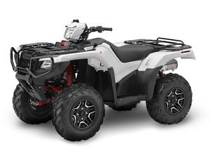 Honda Rubicon 500 ATV Model Reviews & Specs