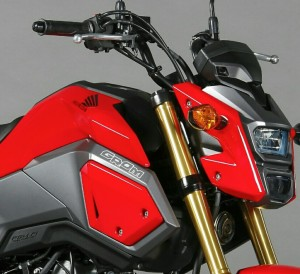 2017 Honda Grom Pictures & Review of Specs - Motorcycle / Mini Bike