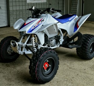 2017 Honda TRX450R Race / Sport ATV Quad Model News, Reviews, Specs