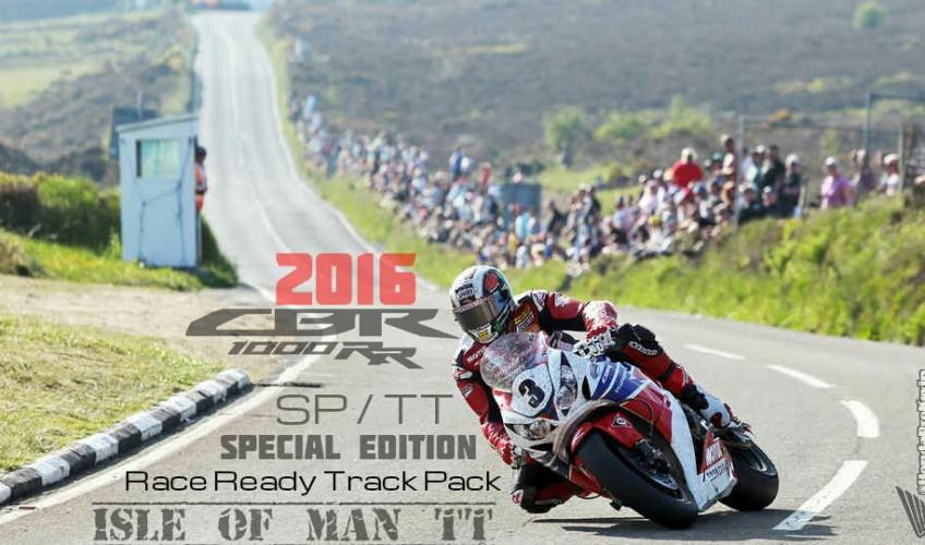 New 2016 Honda CBR1000RR SP TT Limited Edition CBR Sport Bike / Motorcycle - HRC CBR Supersport 1000cc Superbike   CBR1000 / 1000RR