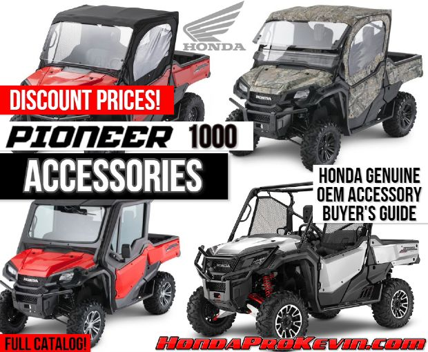 honda pioneer  wheels tires kit options discount prices