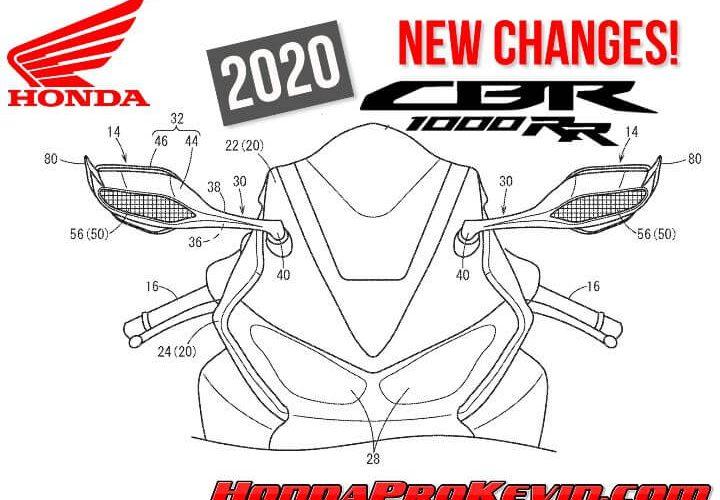 NEW 2020 Honda CBR1000RR Fireblade Changes SNEAK PEEK! | 2020 CBR 1000 RR Sport Bike / Motorcycles