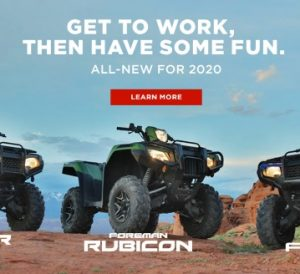 NEW 2020 Honda ATV Models Released with Changes: Rubicon 520, Foreman 520, Rancher 420, Rincon 680 and more...