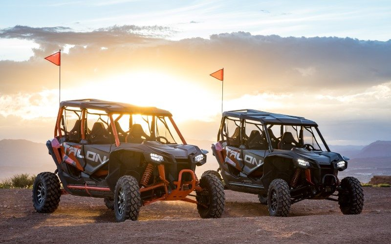 All-NEW 2020 Honda TALON 1000 X 4 Seater Review / Specs ...