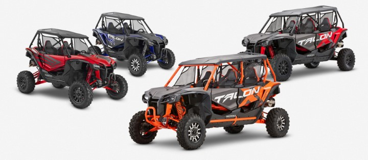 Best Side By Side Utv 2020.New 2020 Honda Talon Pioneer Side By Side Utv Model