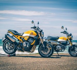 NEW 2021 Honda Motorcycles | Concept / Custom Bikes - (12) NEW CB1000R Models