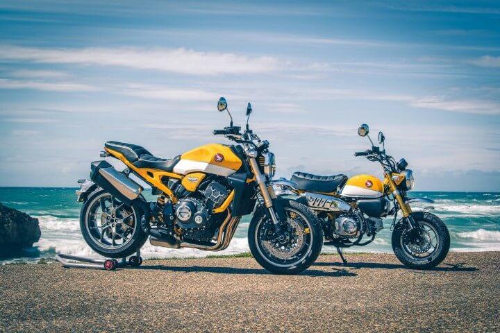 NEW 2021 Honda Motorcycles | Concept / Custom Bikes - (12) NEW CB1000R Models