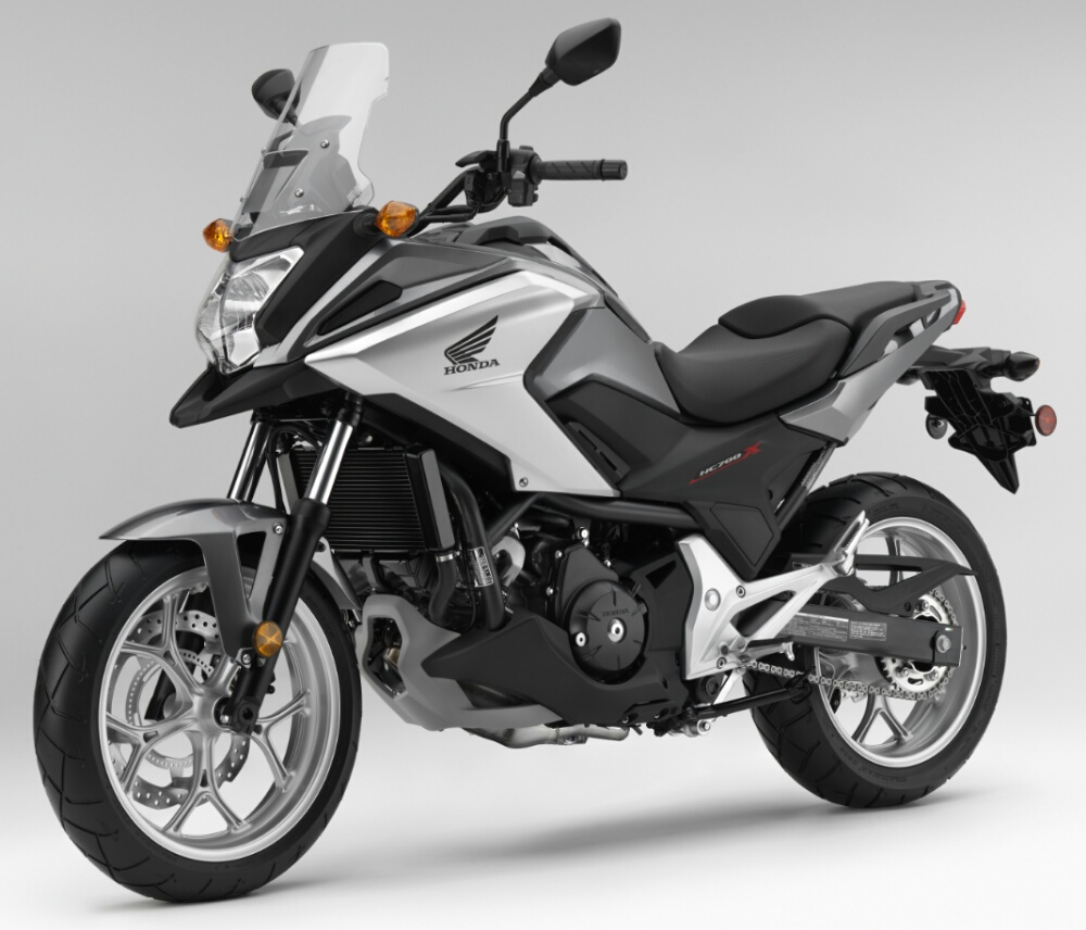 2016 honda nc700x review specs pictures videos. Black Bedroom Furniture Sets. Home Design Ideas