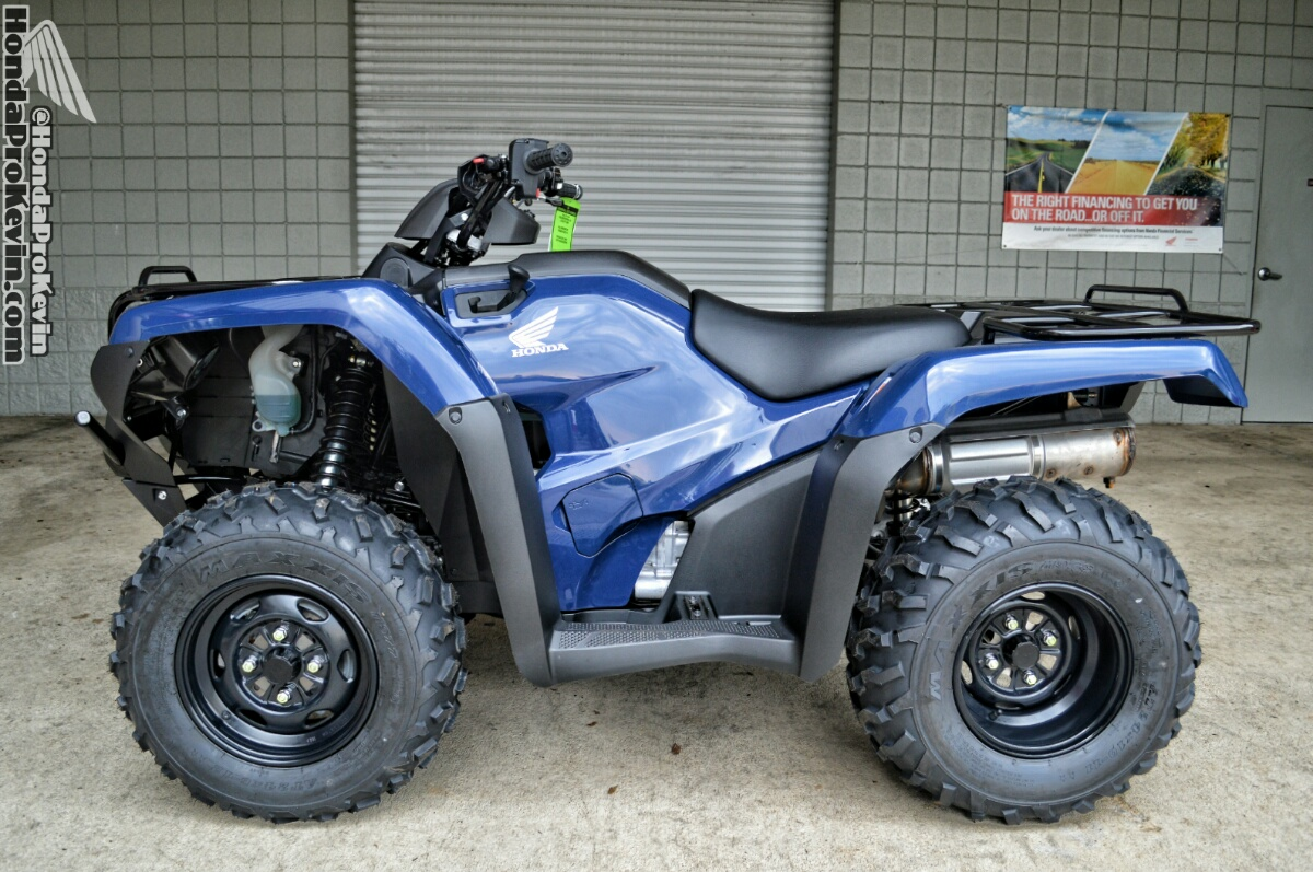 2016 Honda Rancher DCT EPS 420 ATV Review / Specs / Features | Honda