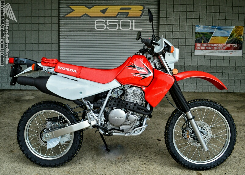 2016 Honda XR650L Review / Specs | Dual-Sport Motorcycle XR 650L