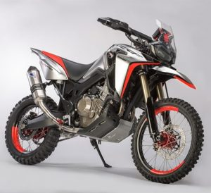 2017 Honda Africa Twin Enduro Sports Concept Motorcycle / Bike - CRF1000L Adventure 1000