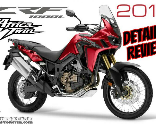 2017 Honda Africa Twin Review of Specs & Changes   CRF1000L Price, Colors, Release Date, Accessories   CRF Adventure Motorcycle / Bike 1000cc