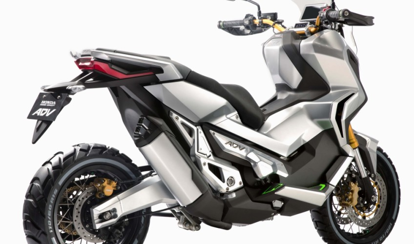 New honda city adventure concept motorcycle scooter eicma 2015 2017 honda city adventure concept motorcycle scooter publicscrutiny Choice Image