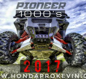 New 2017 Honda Pioneer 1000 Changes - Review of Specs + NEW Changes! Pioneer 1000 & 1000-5 Limited Edition, EPS, Deluxe | Side by Side / UTV / SXS / ATV
