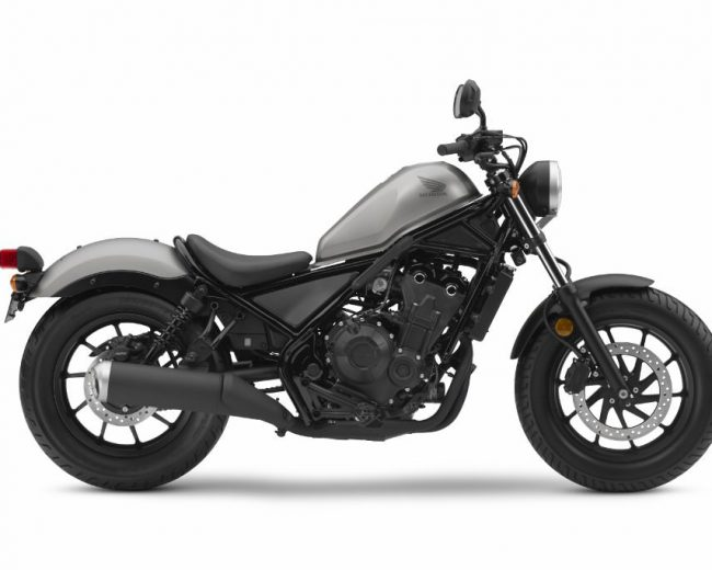 2017 Honda Rebel 300 & 500 Review of Specs, Prices, Release Dates, Colors - ALl New 2017 Motorcycles Announced!