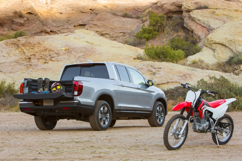2017 honda ridgeline truck review of specs pictures videos. Black Bedroom Furniture Sets. Home Design Ideas