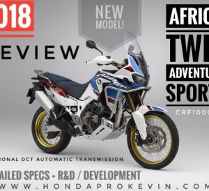 2018 Honda Africa Twin Adventure Sports Review of Specs + NEW Changes! CRF1000L2 Price, Release Date, Model Differences, Colors | DCT Automatic Motorcycle Transmission Option