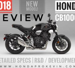 2018 Honda CB1000R Review / Specs: Horsepower, Price, Release Date + More! | Naked CBR Sport Bike / Cafe Racer StreetFighter Motorcycle