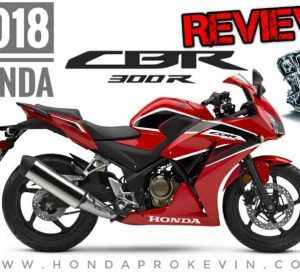 2018 Honda CBR300 Review of Specs / Changes | CBR 300 Sport Bike / Motorcycle