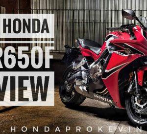 New 2018 Honda CBR650F Review / Specs + Changes! CBR 650 Price, Horsepower, MPG, Colors - CBR Sport Bike / Motorcycle