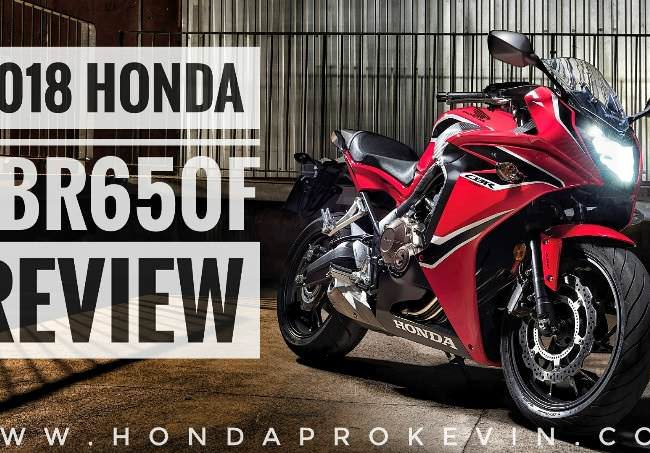 New 2018 Honda CBR650F Review / Specs + Changes! CBR 650 Price, Horsepower, MPG, Colors - CBR Sport Bike / Motorcycle