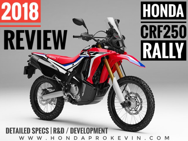 2018 honda crf250 rally review of specs r d info adventure bike motorcycle news eicma. Black Bedroom Furniture Sets. Home Design Ideas