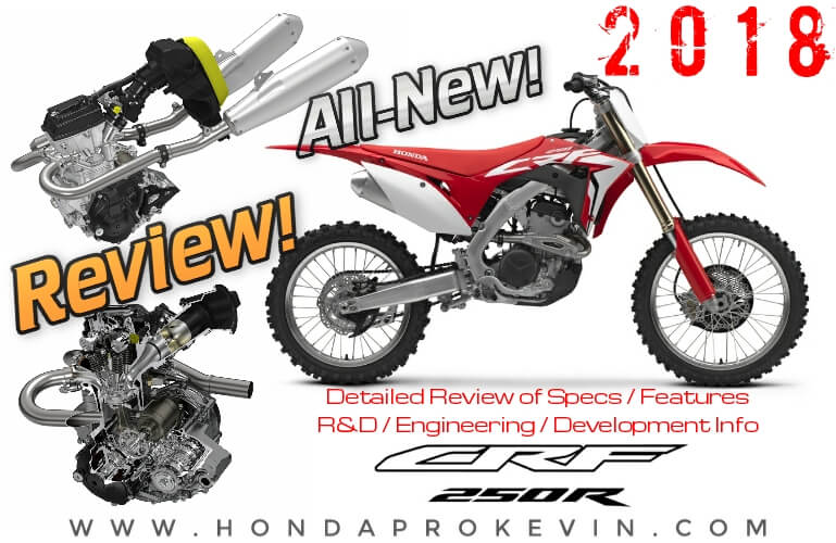 2018 honda 250x. Plain 250x Update ALLNEW 2018 CRF250R Just Released Click Here For My Detailed  Honda Review Of Specs  Changes Ru0026D  Moreu2026 To Honda 250x A