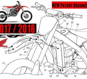 2017-2018-Honda-CRF-450-250-R-Changes-Motorcycle-News-CRF450R-CRF250R-Motocross-Supercross-Race-Bike