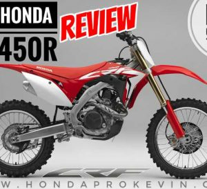 2018 Honda CRF450R Review / Specs + NEW Changes! Price, Release Date, Horsepower & Torque Performance Info + More! CRF 450 R Dirt Bike / Motorcycle