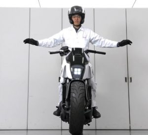 2018 Honda CTX 700 Motorcycle Models / News - Riding Assist Self Balancing Bike