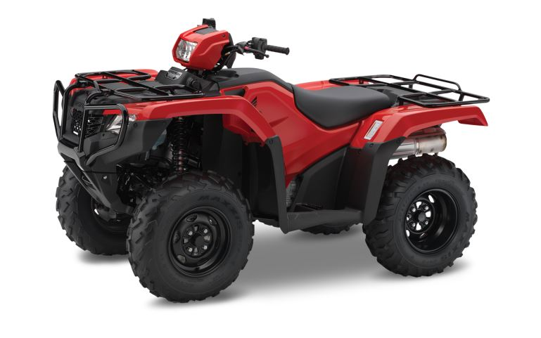 2018 Honda Foreman 500 ES + EPS ATV Review / Specs ...